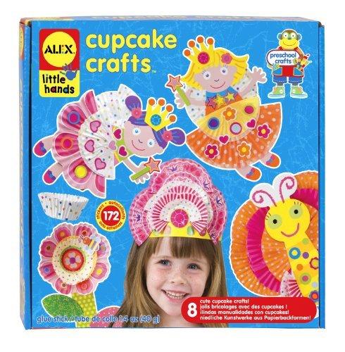 Cupcake Cuties! - Alex Cupcake Crafts