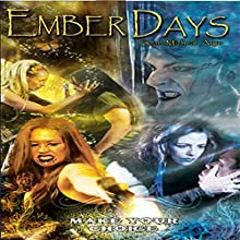 Ember Days Audiobook by Sean-Michael Argo Narrated by S. J. Tucker