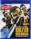 DeadHeads (Uncut!) [Blu-ray]
