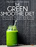The Green Smoothie Diet: Delicious Smoothie and Juice Recipes to Burn Fat, Improve Your Health and Feel Awesome (The Essential Kitchen Series Book 11) (English Edition)