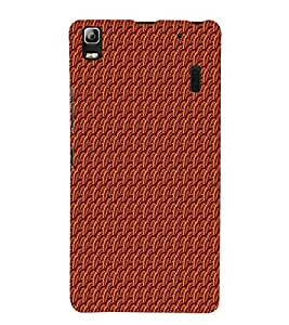 Abstract Painting 3D Hard Polycarbonate Designer Back Case Cover for Lenovo A7000