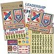 K&Company Boy Scout Eagle Scrapbook Kit Flip Pack
