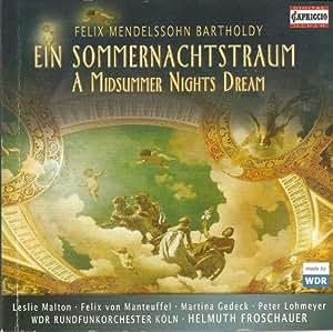 Mendelssohn Felix: Midsummer