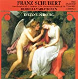Schubert: Variations on a Waltz by Diabelli, etc.