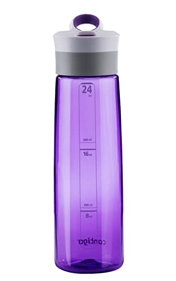 On The Go BPA-free Water Bottle