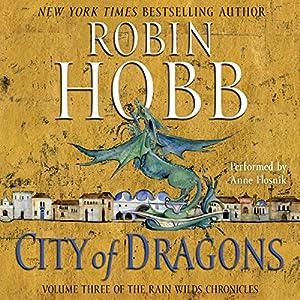 City of Dragons Audiobook