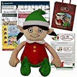 2015 Elf Adventures Girl Elf Soft Toy Activity Gift Set Reward Chart Letter from Santa Activities Santa Stop Here Sign for Elf on the Shelf