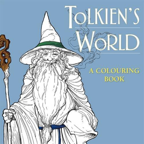 Lotr Lord Of The Rings Coloring Books For Adults Hobbit Feet