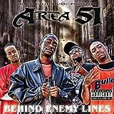 T-Rock Presents Area 51 Behind Enemy Lines