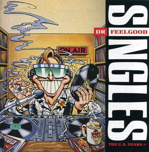Dr Feelgood - Singles The U.a. Years+ - Zortam Music