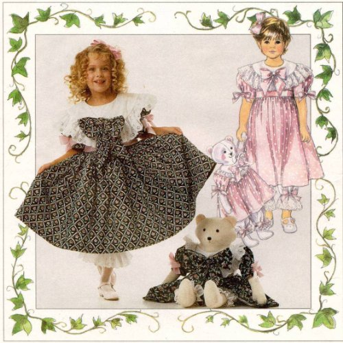 McCALL'S Sewing Pattern 5764 ~ Precious Collections