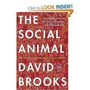 The Social Animal - David Brooks