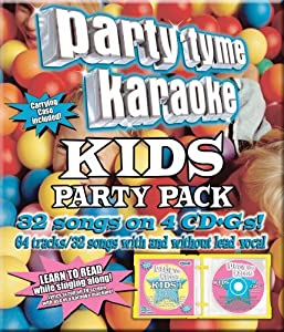 Party Tyme Karaoke: Kids Party Pack from Sybersound Records