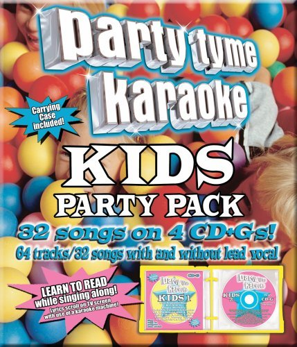 Party Tyme Karaoke: Kids Party Pack