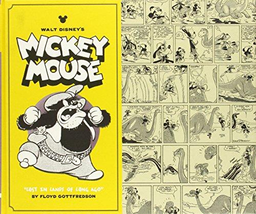 Walt Disney Mickey Mouse 06 Lost Lands Long Ago (Walt Disney's Mickey Mouse)