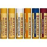 Burt's Bees 100% Natural Moisturizing Lip Balm, Multipack, 6 Tubes