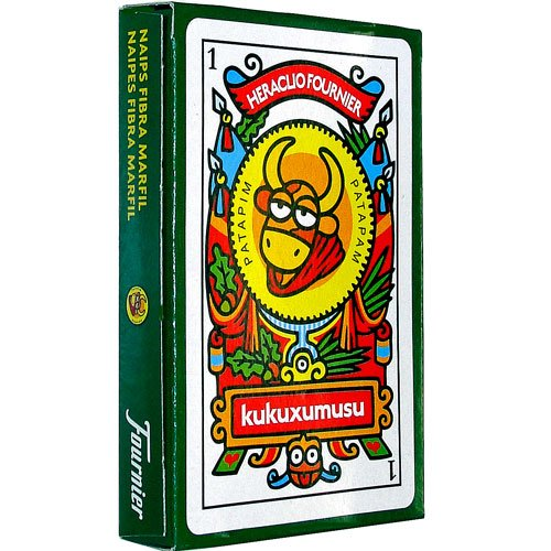 Fournier Kukuxumusu Spanish Playing Cards