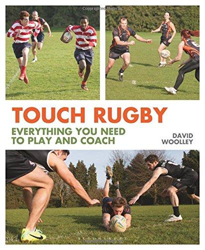 Touch Rugby: Todo lo que necesitas para jugar y el entrenador