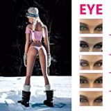 XMTX TPE Doll Eyes,Lifesize Doll for M-e-n,(Five Colors)