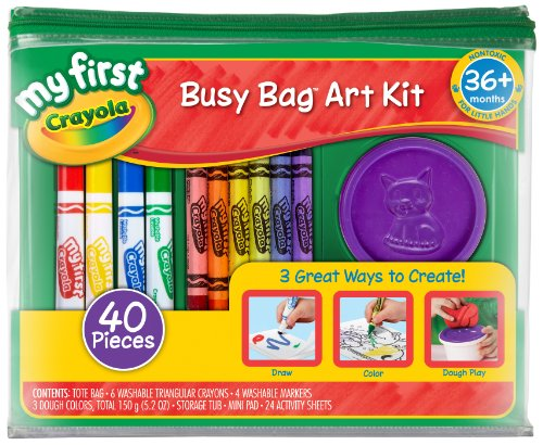 Crayola My First Crayola Ultimate Art Kit front-1030475