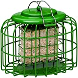 The Nuttery NT075 Oval Suet Cake Feeder