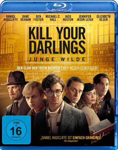Kill Your Darlings - Junge Wilde [Blu-ray]