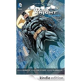 Batman - The Dark Knight Vol. 3: Mad (The New 52) (Batman: The Dark Knight series)
