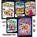 Familie Feuerstein Staffel 1-5 (DVD)