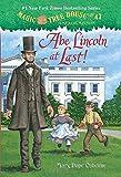 Magic Tree House #47: Abe Lincoln at Las...