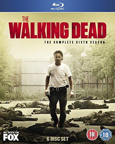 Walking Dead Season 6 [Edizione: Regno Unito]