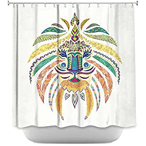 Dianoche Designs Shower Curtains Unique Cool Fun Funky Stylish Decorative Home