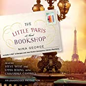 The Little Paris Bookshop: A Novel | [Nina George]