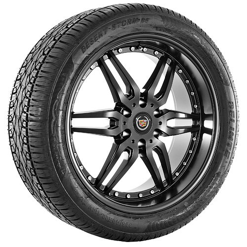 22 Inch black Giovanna Series Wheels Rims and