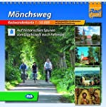 M�nchsweg, Radwanderkarte 1:50.000