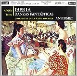 Iberia / Danzas Fantasticas [VINYL] Albeniz