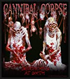 Patch - Cannibal Corpse - Butchered At Birth