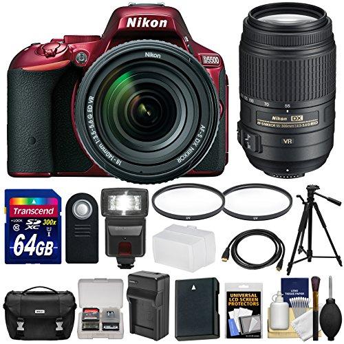 Www Nikon D5500 Wi Fi Digital Slr Camera Amp 18 140mm Vr Dx