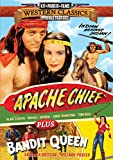 Apache Chief & Bandit Queen Double Feature