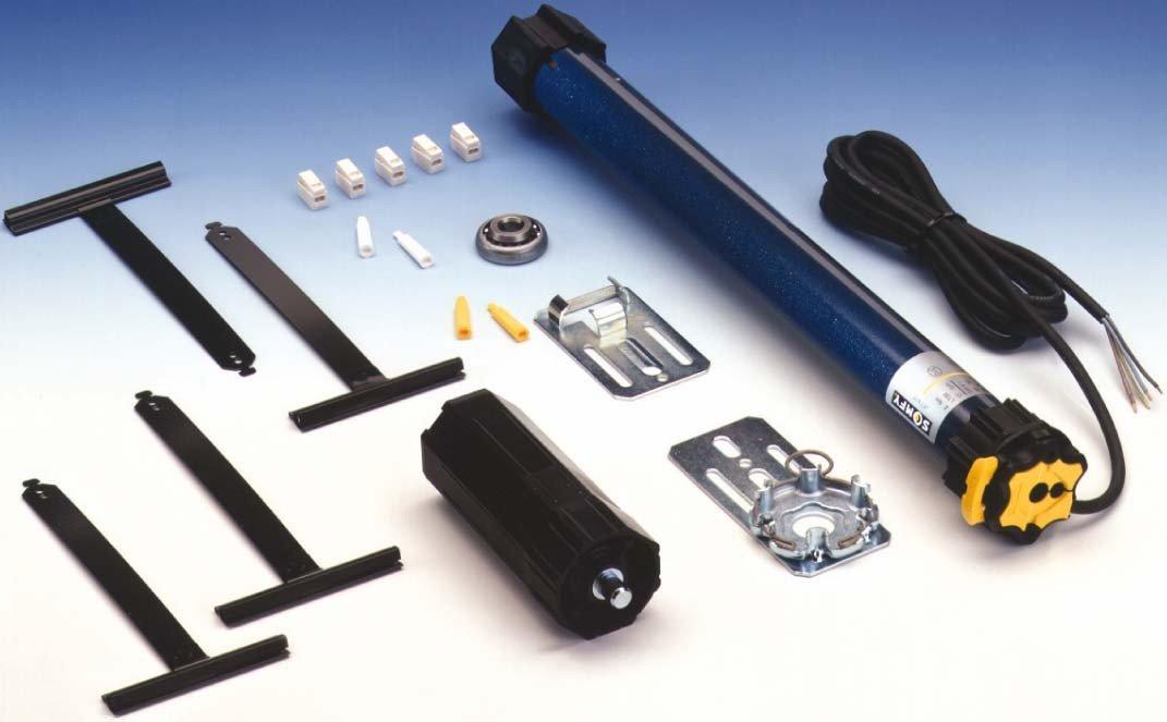 Somfy 1039409 Modernisierungskit Stand Kit15/17  BaumarktBewertungen und Beschreibung