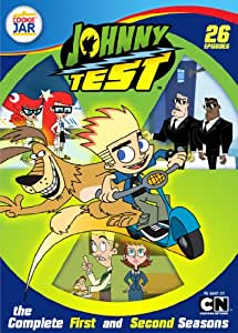 Johnny Test: Complete First & Second Seasons [Import]