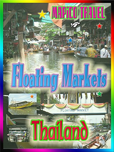 Clip: Travel Thailand Floating Markets on Amazon Prime Video UK