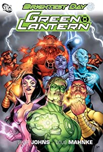 Green Lantern: Brightest Day (Green Lantern Graphic Novels) by