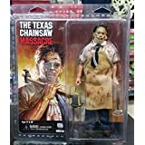 Texas Chainsaw Massacre Leatherface Clothed NECA Collection Figure PVC Action Figure Toys Dolls brinquedos With Retail box