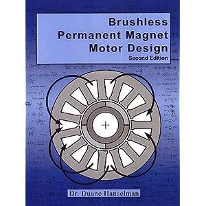 Brushless permanent magnet motor design duane c for Brushless motor design software