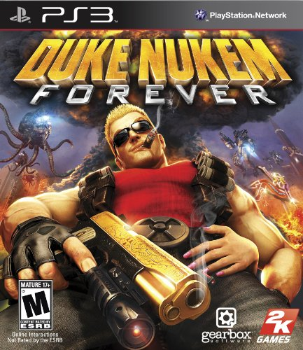 Games Duke Nukem Forever  Playstation 3