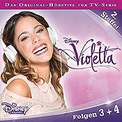 Violetta 3 & 4 (Violetta Staffel 2) | Gabriele Bingenheimer