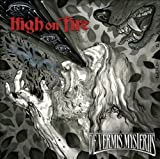High On Fire - De Vermis Mysteriis +Bonus [Japan CD] VICP-65046 by Victor Entertainment Japan