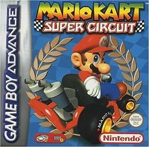 mario kart super circuit game boy advance. Black Bedroom Furniture Sets. Home Design Ideas