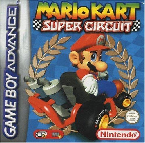 Mario Kart: Super Circuit (Mario Advance Gba compare prices)