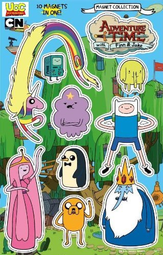 Adventure Time Magnet Collection - 1